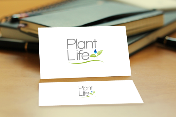 Plant Life Bussiness card