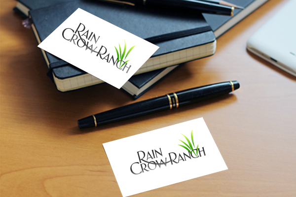 Rain Crow Ranch Bussiness Cards