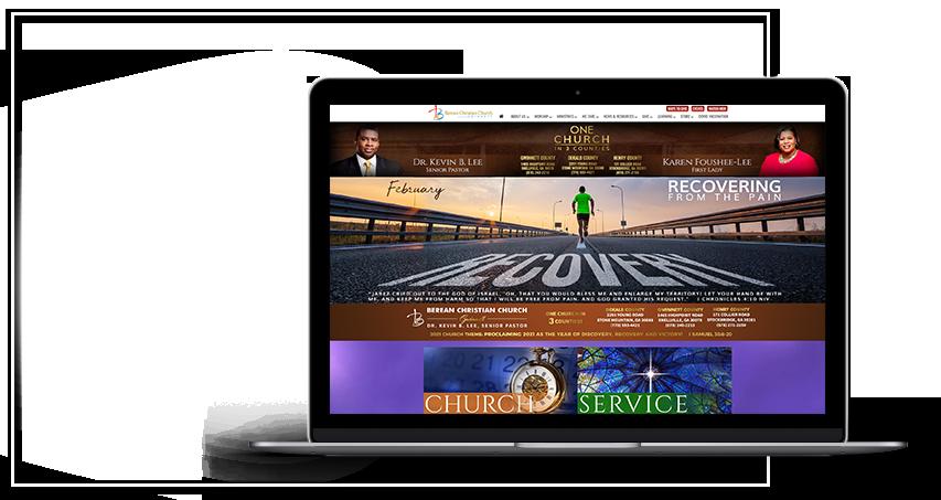 berean-gwinnett-church-wordpress-website-design