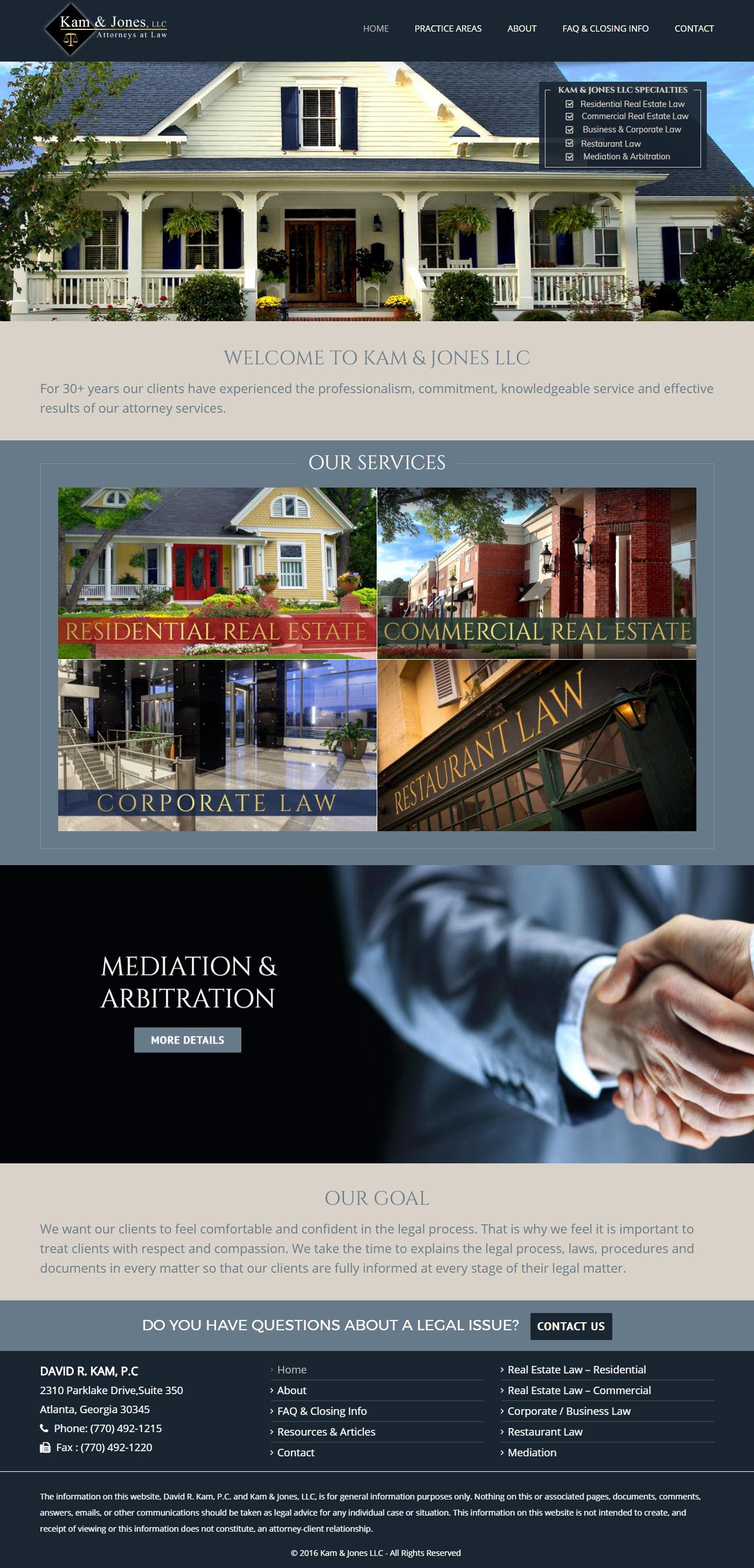 closing-attorney-website-design