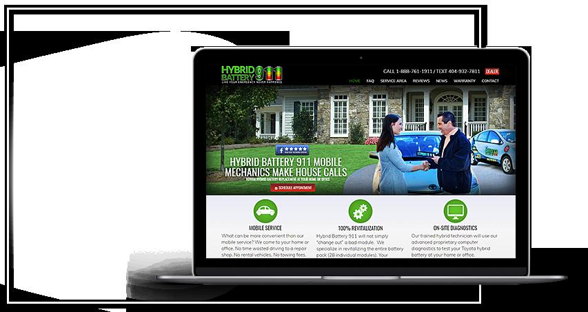 mobile-service-website-design