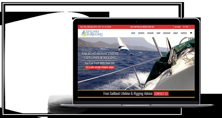rigger-website-design