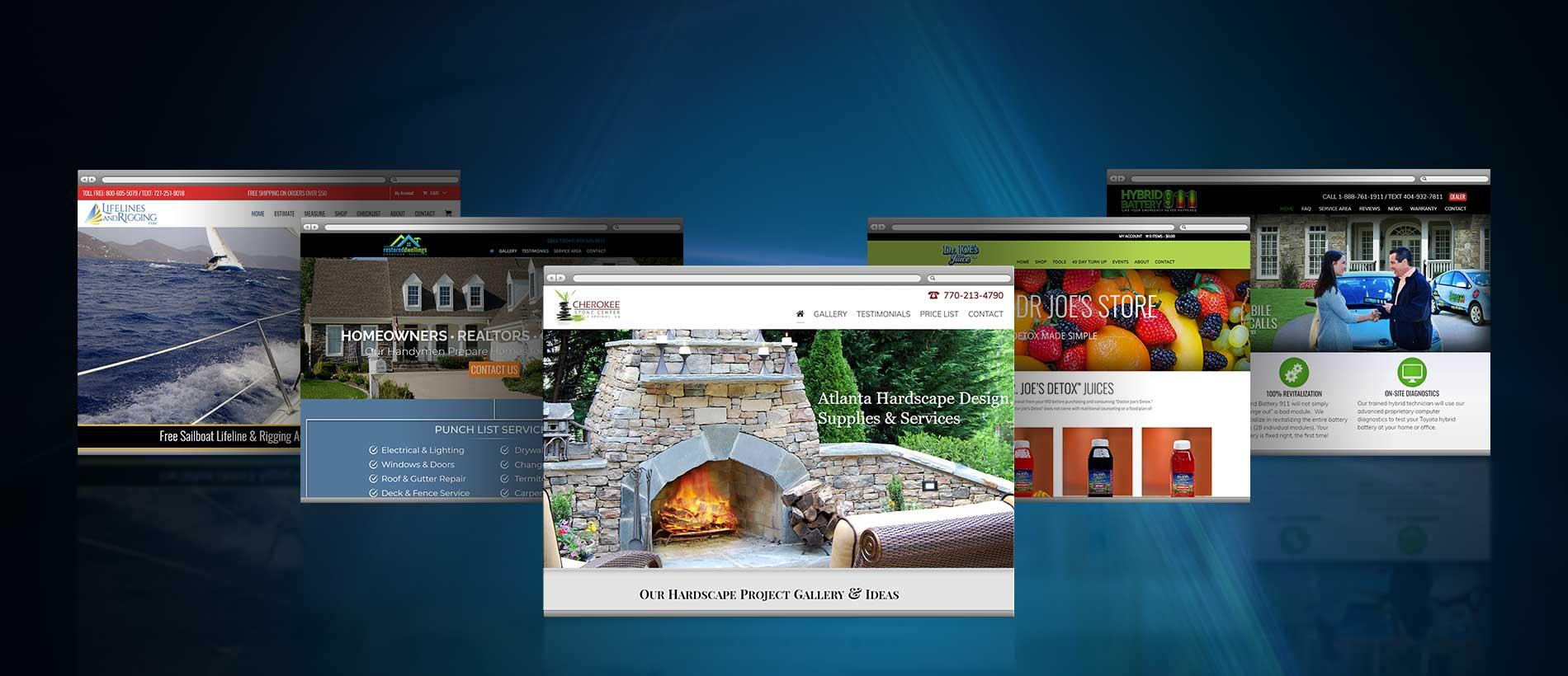 WordPress Business Website Designers