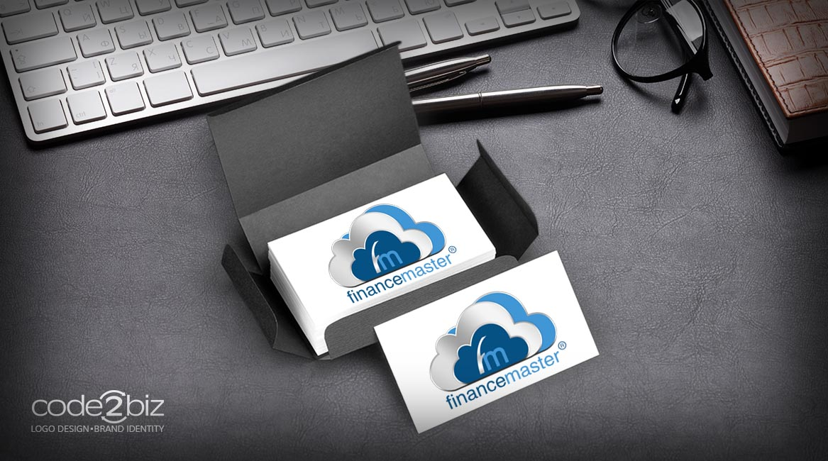 Financing Software Logo Design