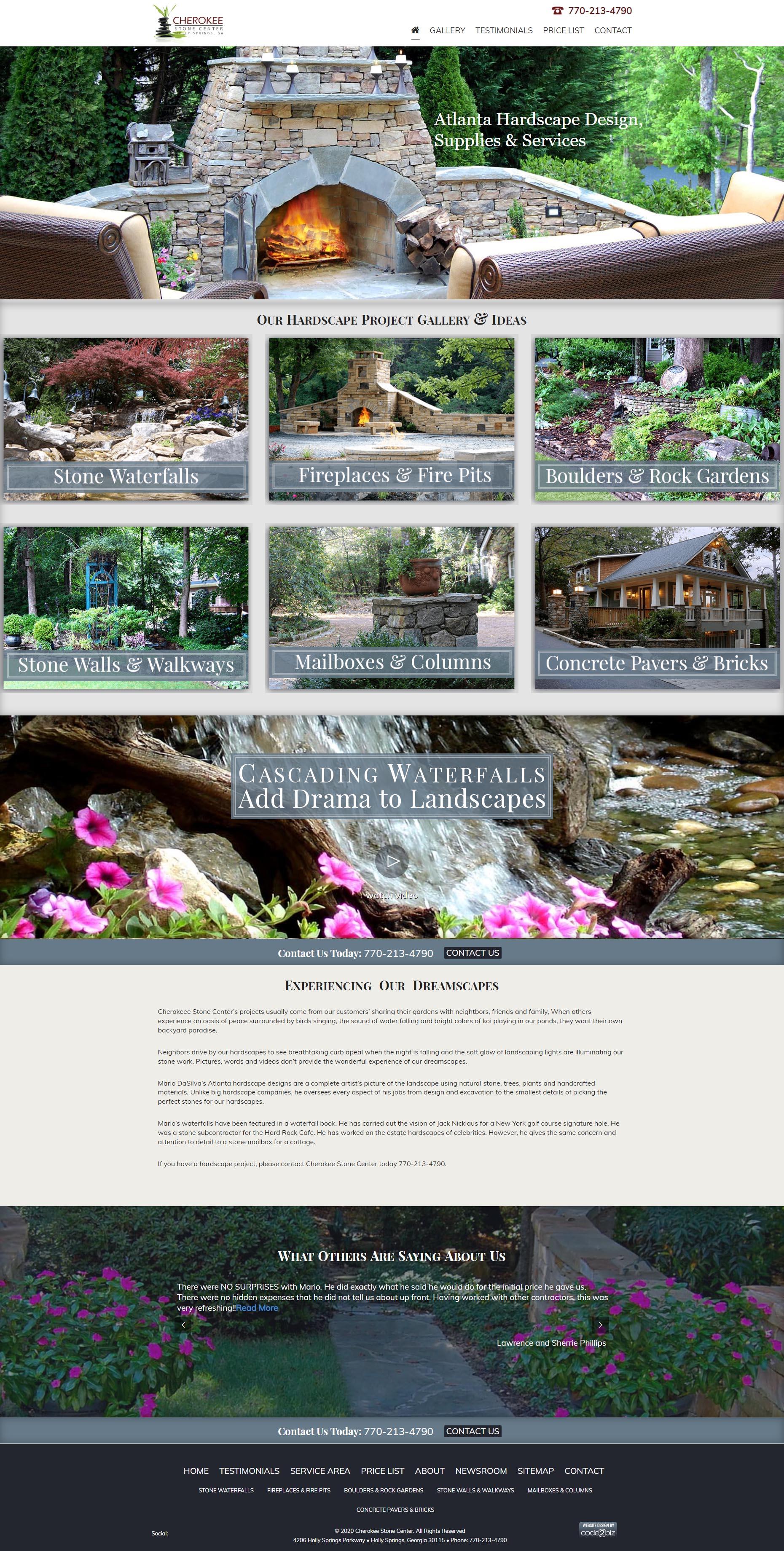 cherokee-hardscaper-website-design
