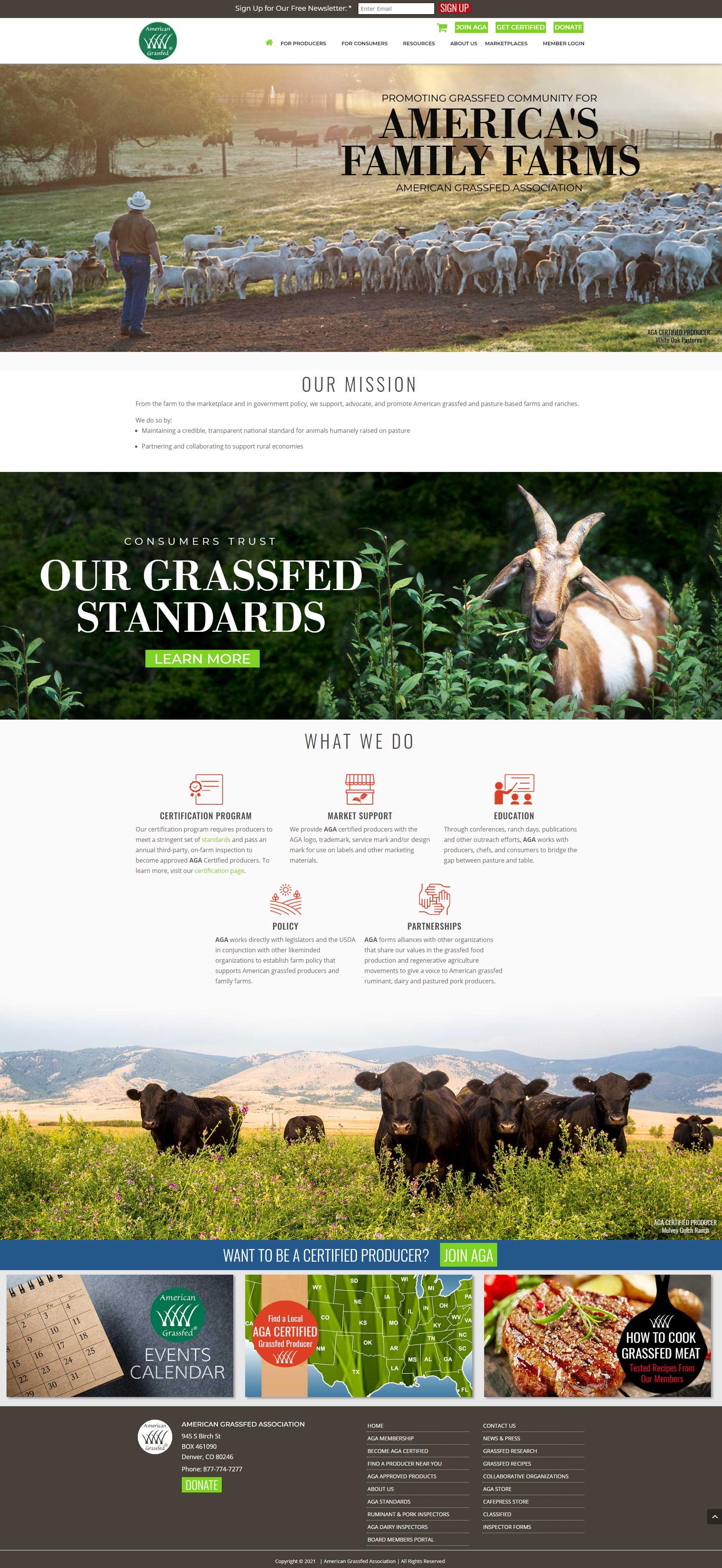 american-grasfed-american-grasfed-website-design-homepage
