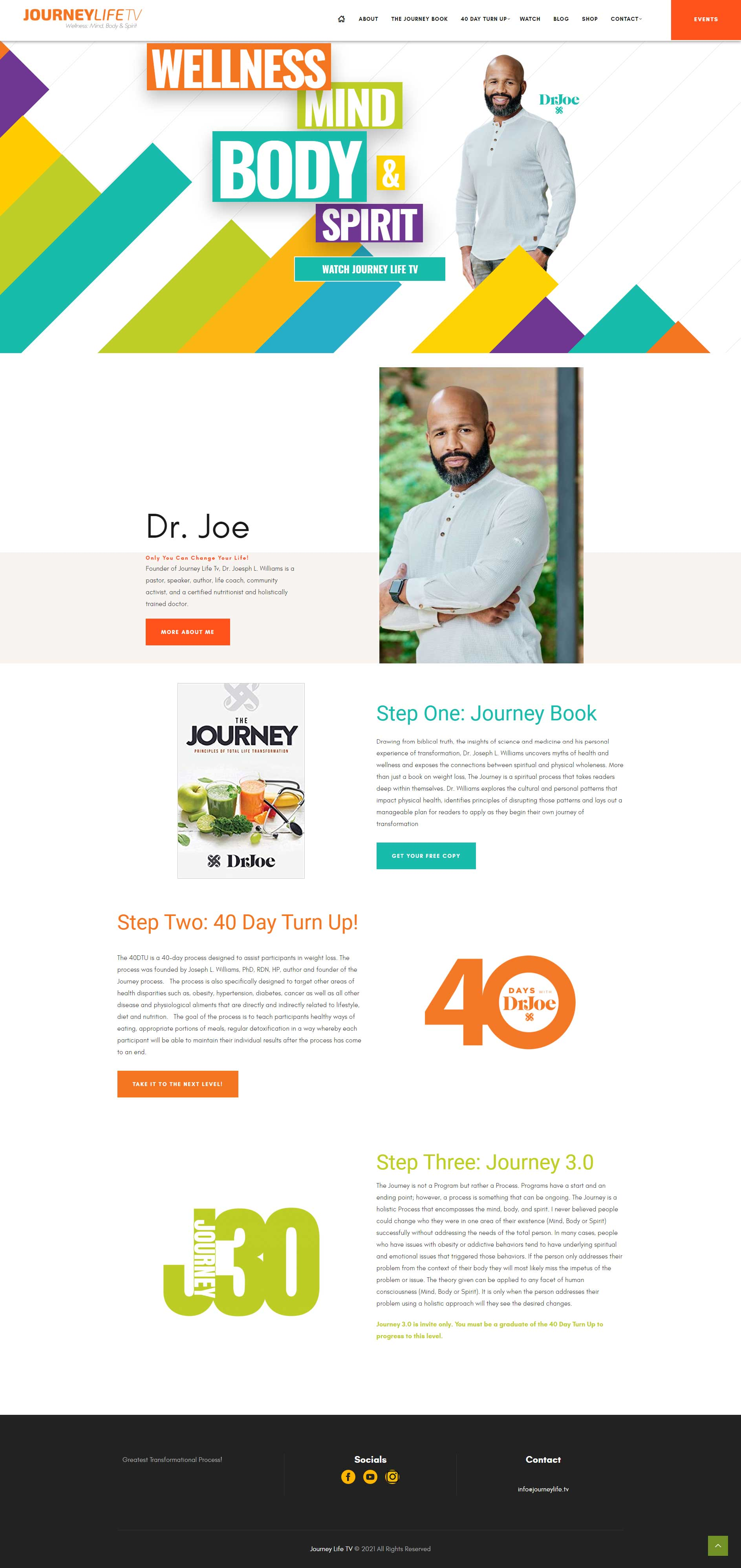 journeylife-wordpress-design-home